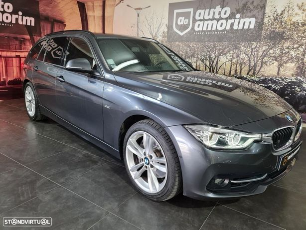 BMW 335 d Touring xDrive Line Sport