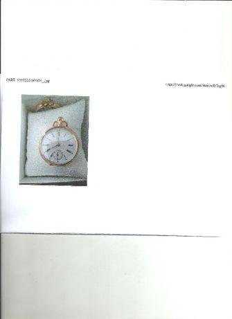 Zegarek kieszonkowy lite złoto 14k,1915r. sprzedam