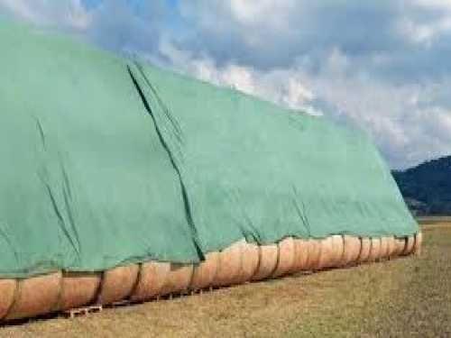 Fliz tkanina do okrywania stert-zabezpiecza przed deszczem WYSYŁKA