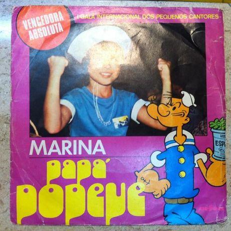 Papá Popeye Disco Vinil