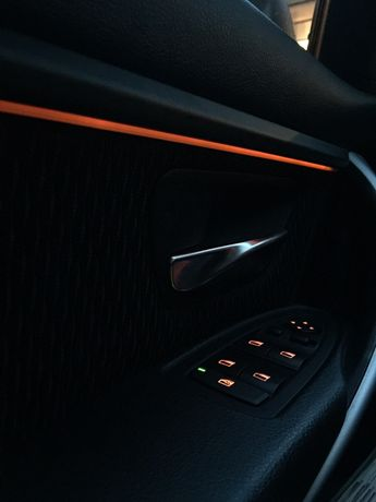 Listewki do oświetlenia Ambient BMW f30,31,34,36