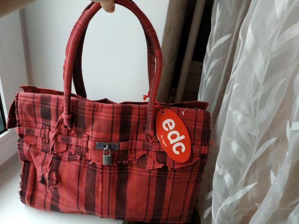 Новая молодежная сумка Eds by Еsprit