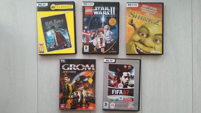 Gra na komputer PC Shrek PL wersja językowa