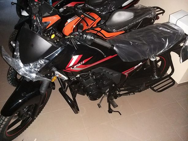 Мотоцикл Lifan BTR 200 Дорожній