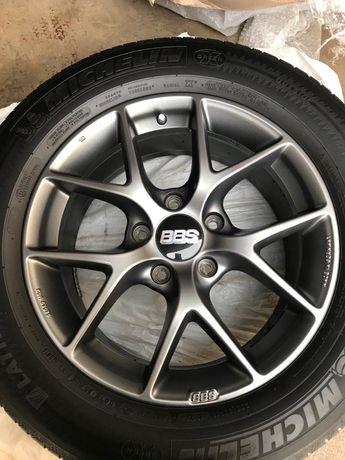 Шины 255/55 R18 Michelin Latitude sport 3 + Диски BBS,состояние НОВОЕ!