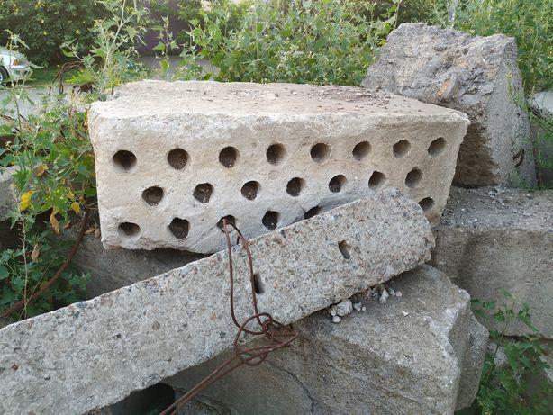 Бетонные блоки ФСБ