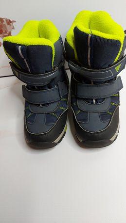 Ботинки зимние мальчик