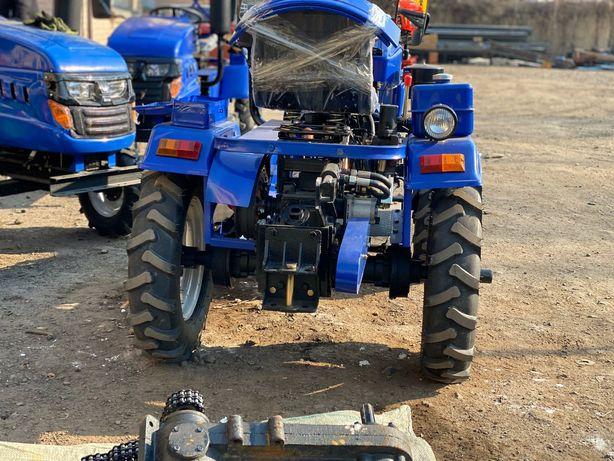 Трактор 16л.с. фреза и сажалка в комплекте. Лучше и дешевле не бывает.