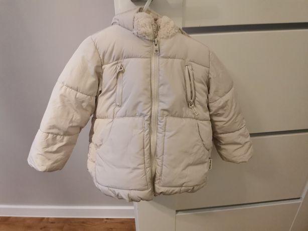 Kurteczka kurtka zimowa zara 104