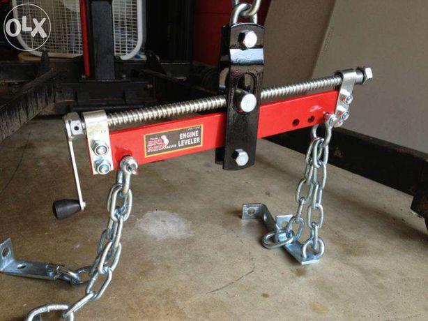 Ferramenta auto -  suporte/nivelador de motor  para gruas - 680kg