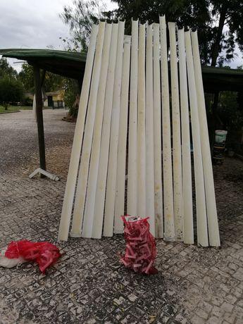 Caleiras de algeroz - 4m comprimento
