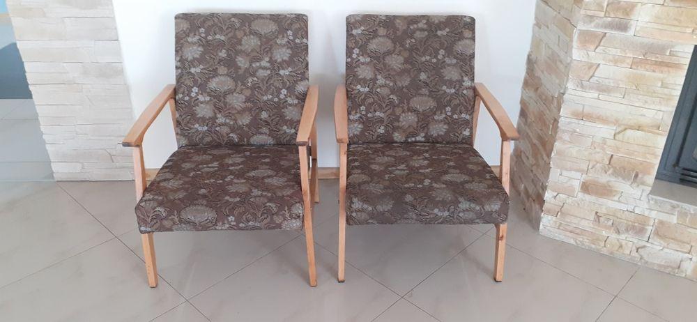 Fotele z okresu PRL 2 sztuki Lipno - image 1