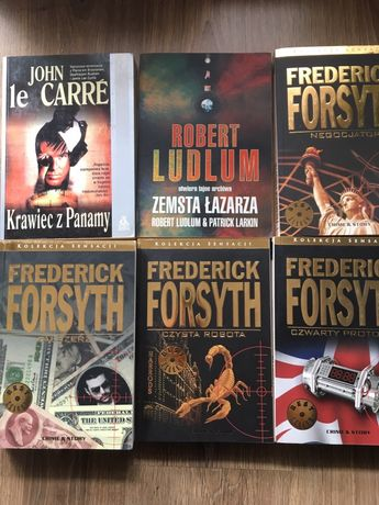 Książki 5 zł sztuka