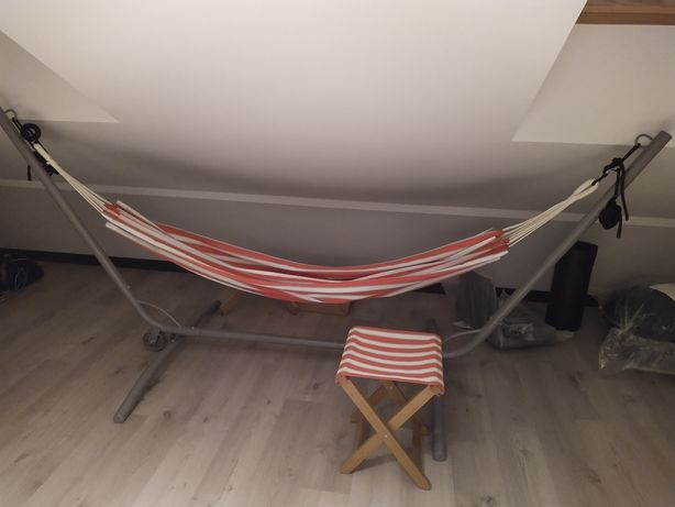 Hamak +krzesło w zestawie