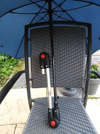 Do wozka inwalidzkiego duzy parasol