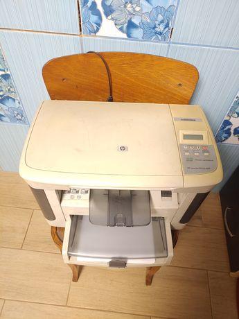 Принтер HP LaserJet M1120 MFP Лазерный