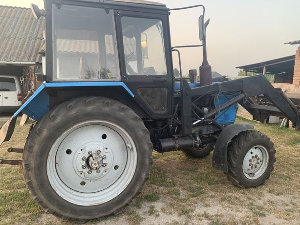 Трактор МTЗ-82