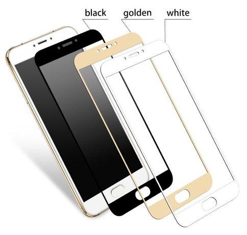 Защитное стекло 3D для Meizu Xiaomi Redmi Huawei Honor iPhone Samsung