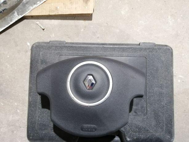 Poduszka powietrzna Renault Scenic, Megane 2