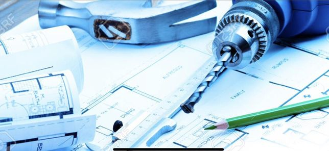 Usługi remontowo budowlane kompleksowo wolne terminy