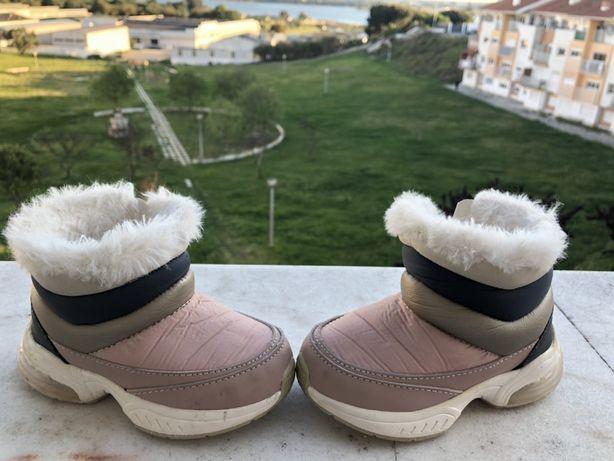 Botas inverno ou neve