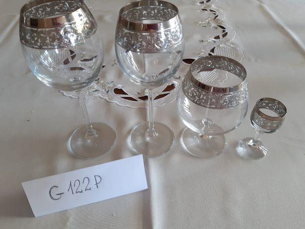 Komplet ekskluzywnych 6 kieliszków do białego wina 250 ml COMBI G122
