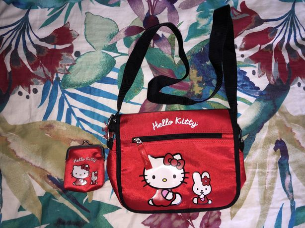 Torebka i portfel Hello Kitty