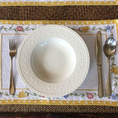 VILLEROY&BOCH NOWA zastawa cellini talerz głęboki nowy na zupę duży