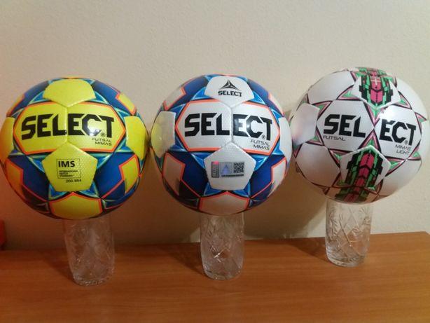 Мяч футзальный Select Futsal Mimas IMS white оригінал