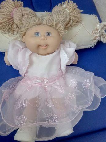 Кукла мягкая, тканевая (Гон- Конг)