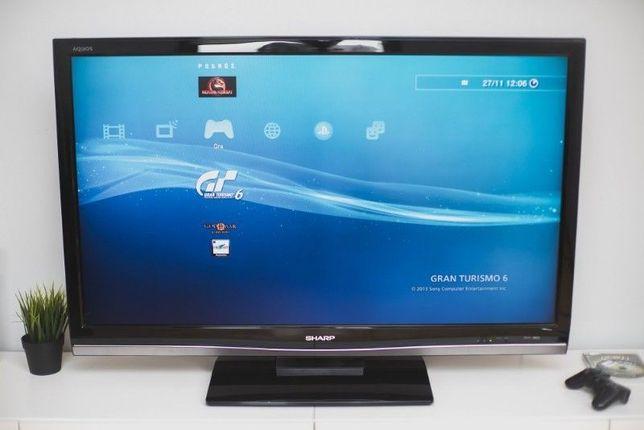 Tv z funkcją monitora 42 cale LCD Sharp LC42WD1E (Aquos) HD