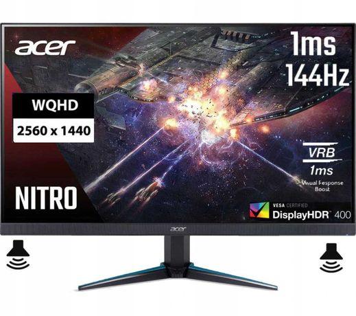 27 144Гц 2К Acer Nitro VG270UP