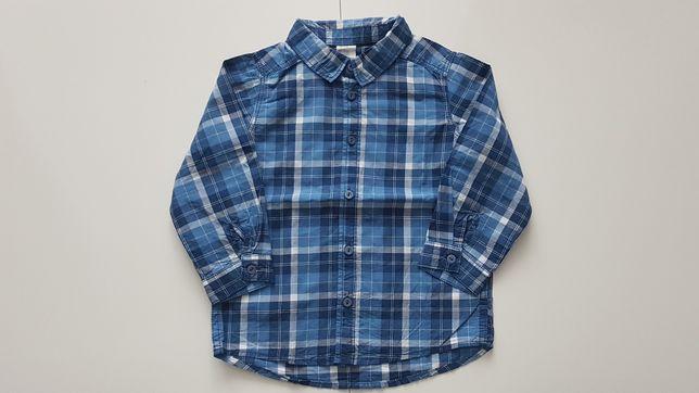 Koszula firmy H&M rozmiar 86 Stan: JAK NOWA!!!