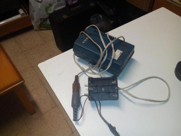 carregador para varios tipo de pilhas