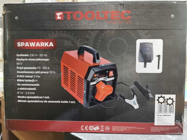 Spawarka Tooltec 75-100 A Nowa