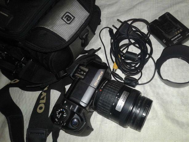 Olympus E-300 – зеркальная камера нового стандарта Four Thirds