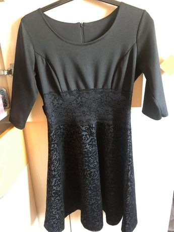 Sukienka koronkowa r.S/M