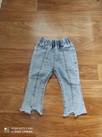 Продам джинси для дiвчинки