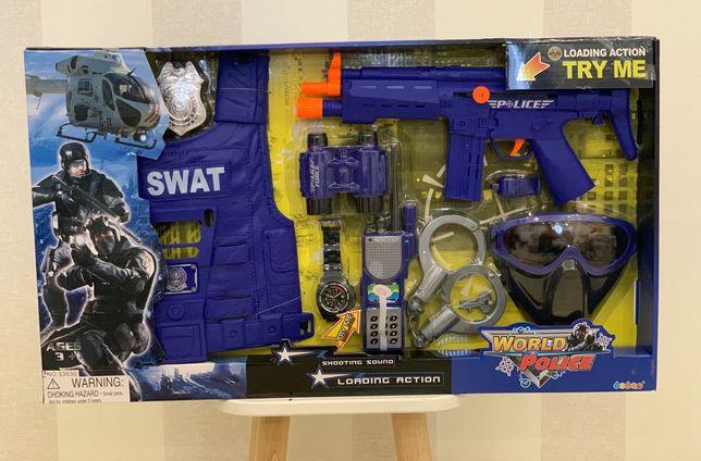 Полицейский набор Набор полицейского Новый в коробке