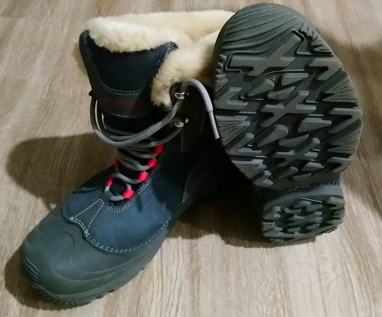 зимние ботинки тм columbia