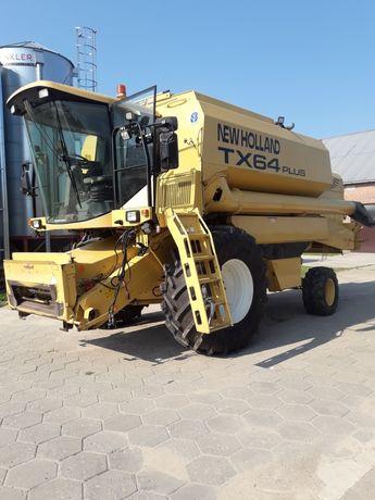 New Holland Tx64+