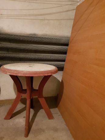 Stolik i 4 krzesla