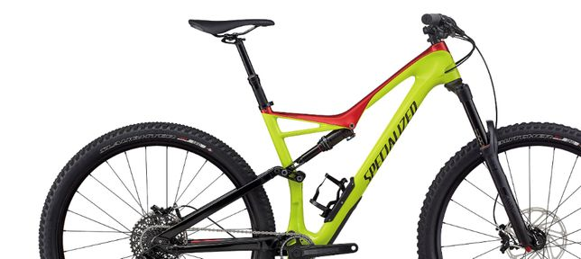 Specialized Stumpjumper Carbon Comp XL