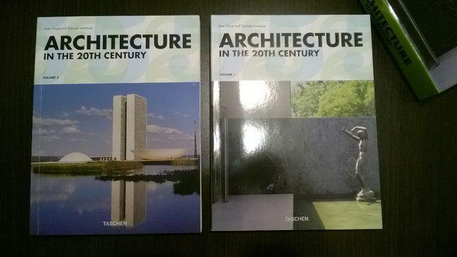 Architecture in the 20th century. Cz. 1 i 2. Taschen. Architektura