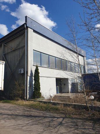 Wynajmę Hale produkcyjna 1000m2 + 225m2 powierzchni biurowej