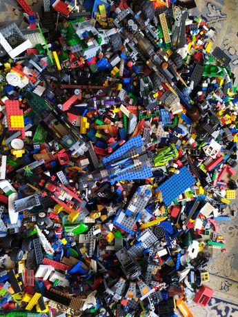 Lego mix star Wars, ninjago około 12 kg