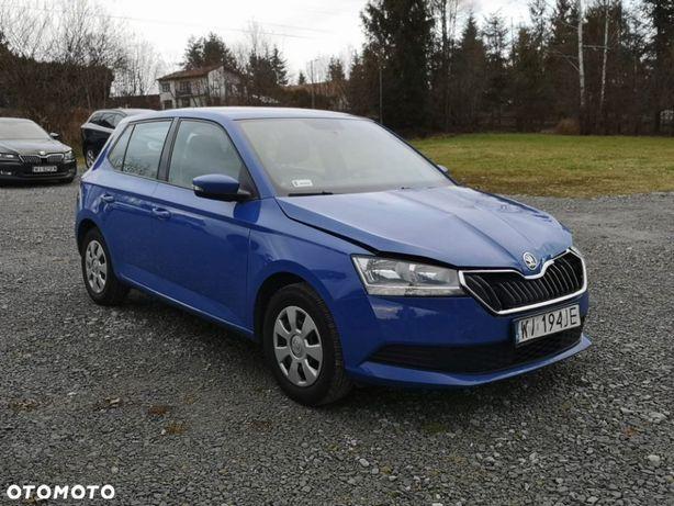 Škoda Fabia 1.0 MPI + LPG salon Polska faktura VAT23%