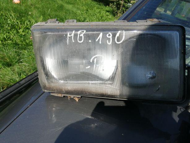 Lampa Mercedes 190