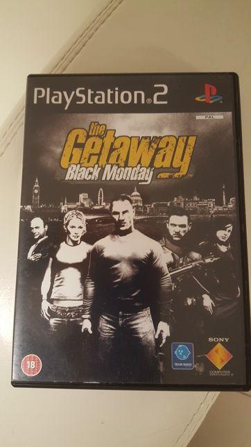 The Getaway gra Ps2 Playstation2