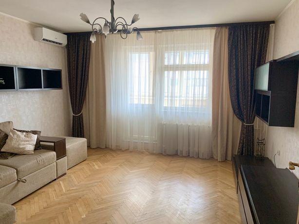 3к квартира Пулюя Кадетский Гай 79 м2 Соломенский р-н